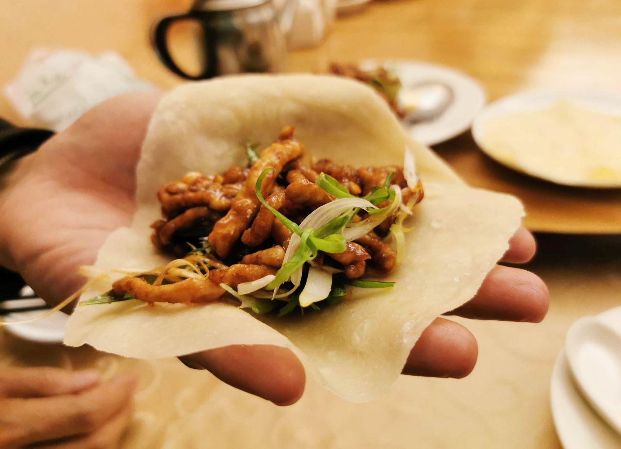 (小巨蛋站)小巨蛋美食-真福記 脆皮烤鴨餐廳平價的北方菜色!讓你聚餐不用花大錢~ @Nancy將的生活筆計本