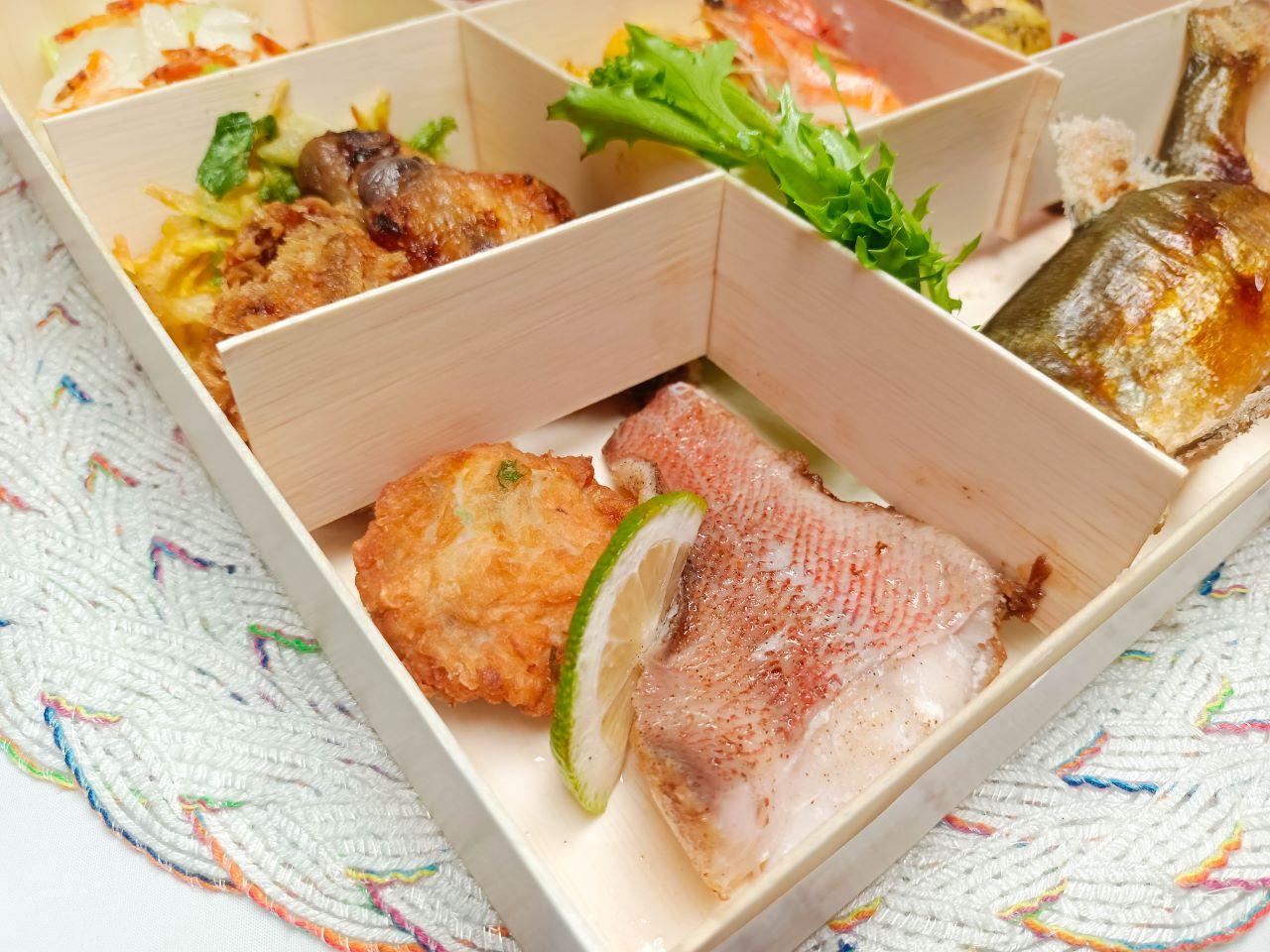 (信義區美食)全台北最強的日式吃到飽餐廳也推出了外帶餐盒滿千再打8折,讓你在家就可以享受美味的日式餐盒 -旭集和食集錦(台北與高雄分店皆有提供訂購) @Nancy將的生活筆計本