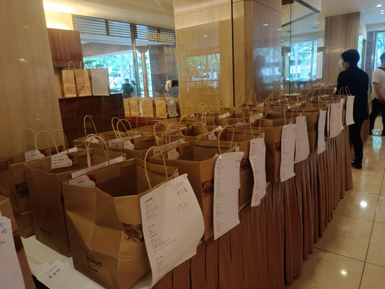 一次享受27種料理!每天限量50盒限時訂購,自取再打88折解放媽媽的好餐盒-福華大飯店珍珠坊外帶9宮格餐盒 @Nancy將的生活筆計本
