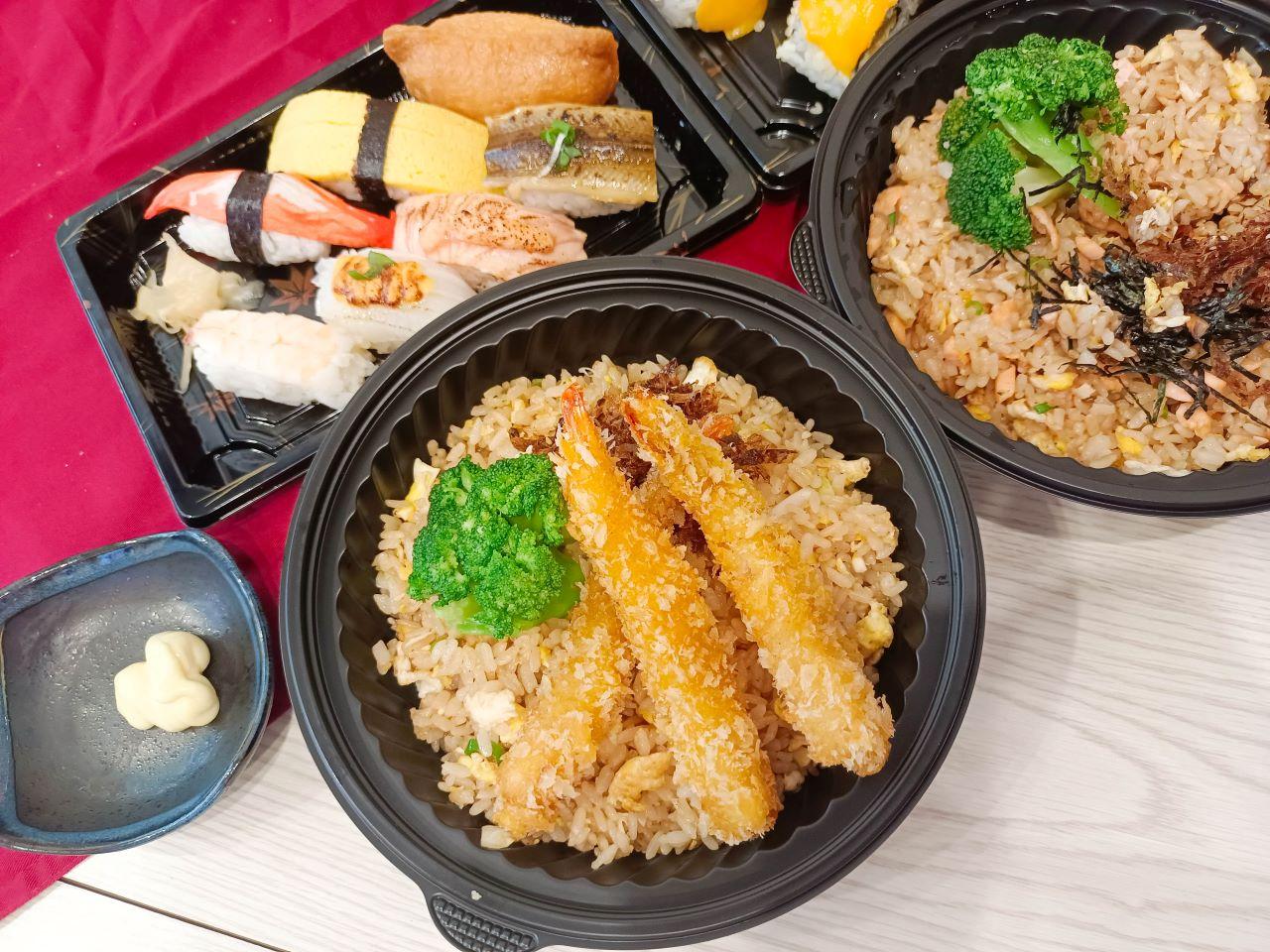 (蘆洲美食)百元有找的炸蝦炒飯,秘製牛肉炒飯通通在這邊,提供外送服務讓你可以得享受優質美食-長安品道小餐館(外送/外帶) @Nancy將的生活筆計本