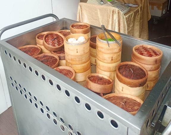 (西門町美食)台北市老牌港式飲茶推出CP值超高的百元便當,其他餐點外帶打8折優惠-港九香滿樓 @Nancy將的生活筆計本
