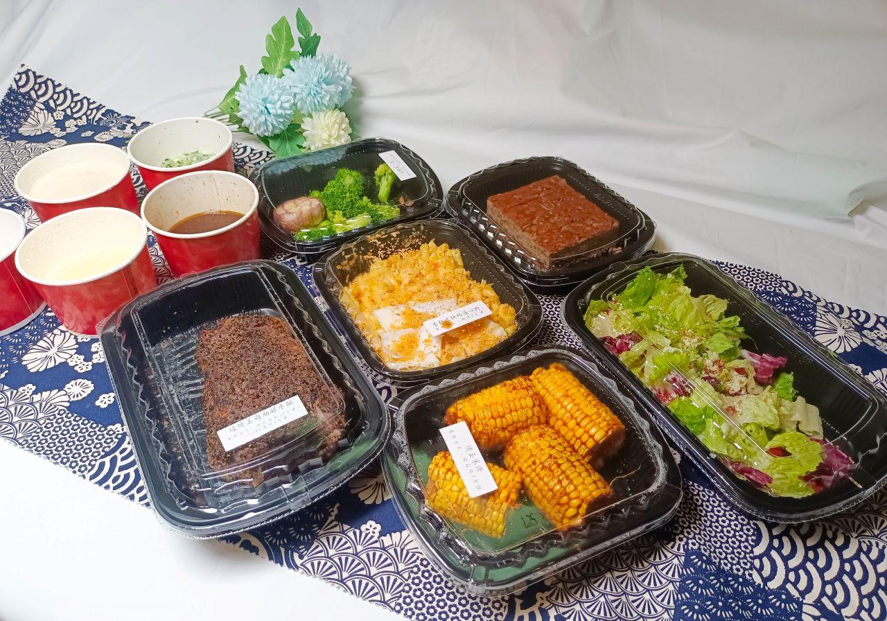 (台北美食)用餐也不能少了儀式感,在家享用五星級飯店爐烤牛排套餐一個人只要600元有找,北北桃可外送-君品酒店 Palais de Chine Hotel Taipei @Nancy將的生活筆計本