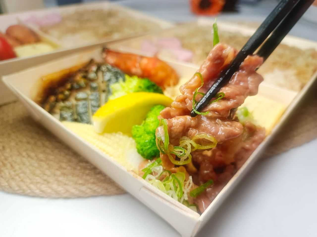 (台北美食)結合特色的原住民食材,不一樣的日式炭火便當讓你口口滿足-和蒔炭火割烹 @Nancy將的生活筆計本