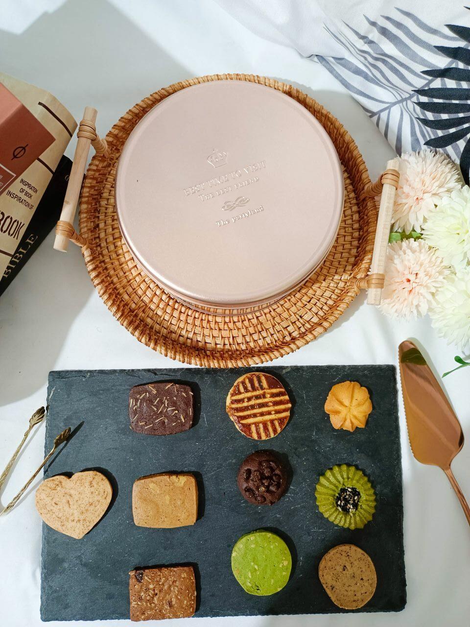 輕鬆點輕鬆買來自台南優質的手工餅乾禮盒宅配直接幫您配送到家(客制化禮盒)-秉醇烘焙坊(入選台南百家好店) @Nancy將的生活筆計本