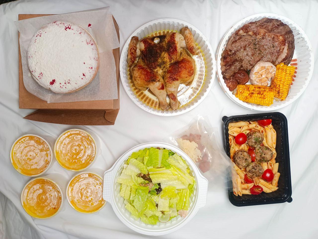 四人分享餐優惠再延長至8月底,父親節訂一份回家跟爸爸吃大餐(內含優惠DM)-華泰王子飯店L'IDIOT RESTAURANT 驢子餐廳 @Nancy將的生活筆計本
