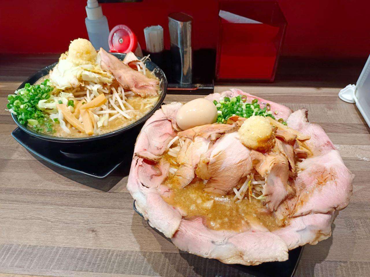 (公館美食)肉肉控不能錯過,叉燒肉多到滿出來-鷹流東京豚骨拉麺【極匠gokujoh】公館店 @Nancy將的生活筆計本