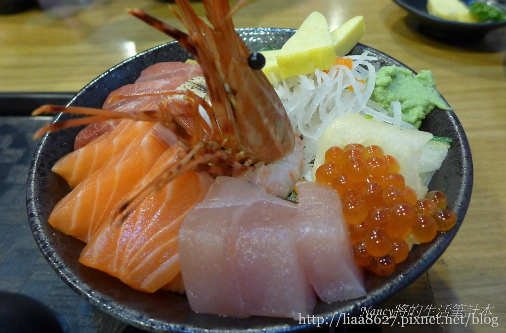 (板橋-府中捷運站)野豚屋,日式定食只要百來元 @Nancy將的生活筆計本