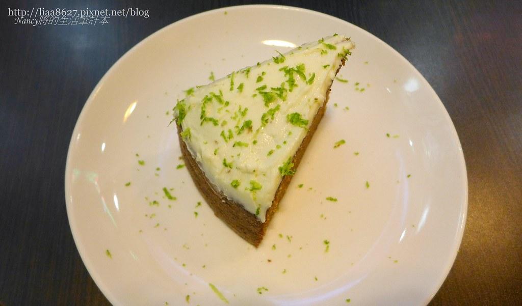 (信義安和站)Wayne's Cafe手作蛋糕有著樸實的滋味,貓王土司你嚐過嗎~ @Nancy將的生活筆計本