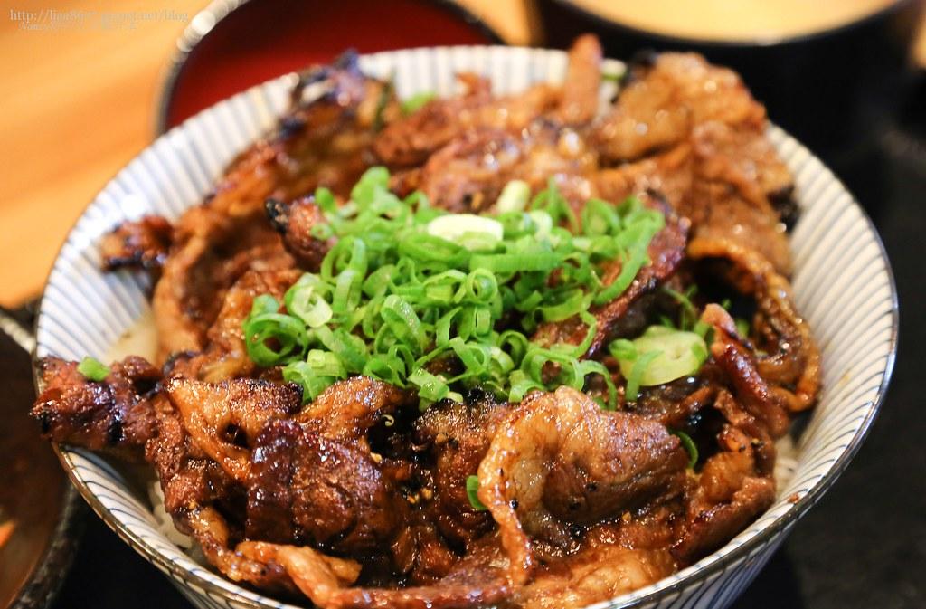 (市政府捷運站)燒丼株式會社~現場烤給你吃 @Nancy將的生活筆計本