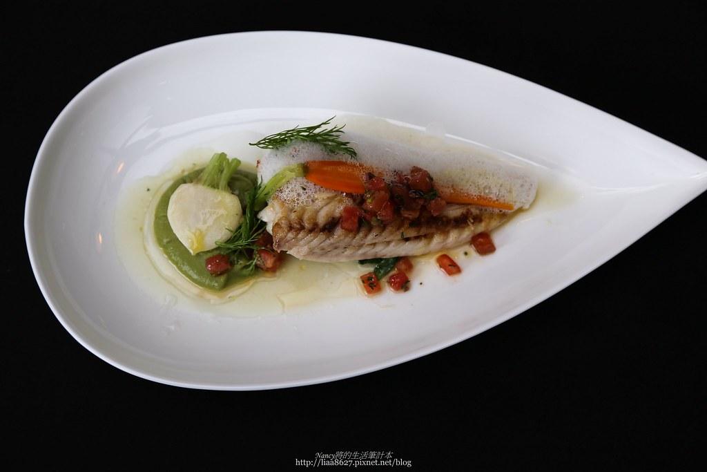 (松山機場站)民生社區內Monsieur L Restaurant,適合約會義法無菜單料理 @Nancy將的生活筆計本