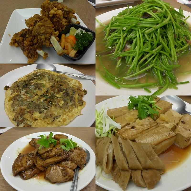 (新北投站)金蓬萊遵古台菜餐廳,是我期待過高還是我點錯菜了 @Nancy將的生活筆計本