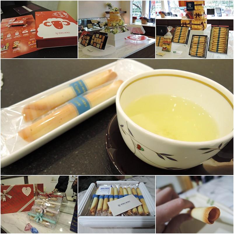 (宅配/團購/禮盒)來自日本的YOKU MOKU 原味雪茄蛋捲,細細品味這典雅的好滋味 @Nancy將的生活筆計本