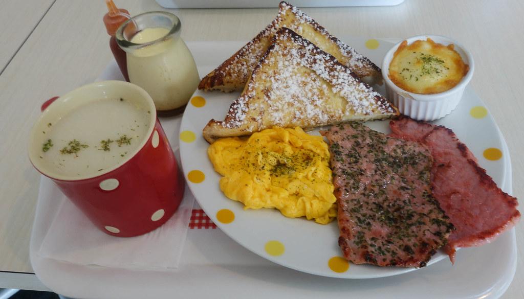 (台南美食)品樂菓全日早午餐,品項選擇多,價格平實又美味全天候早午餐 @Nancy將的生活筆計本
