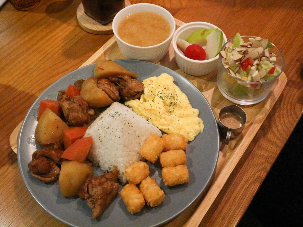 (板橋車站)板橋早午餐,新北早午餐,Lento coffee&brunch,悠閒空間讓你用餐沒壓力 @Nancy將的生活筆計本