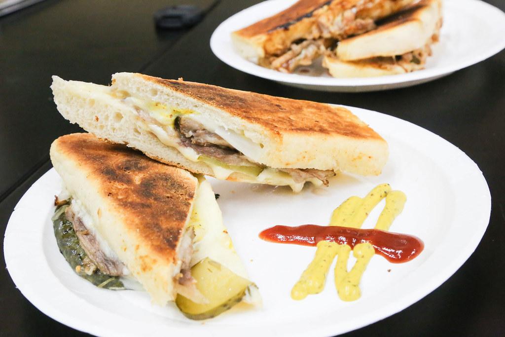 (桃園美食)五星級古巴三明治/墨西哥烤餅/每日限量200份/純手工作的古巴麵包/近ikea/內用/外帶/桃國國際路一段 @Nancy將的生活筆計本