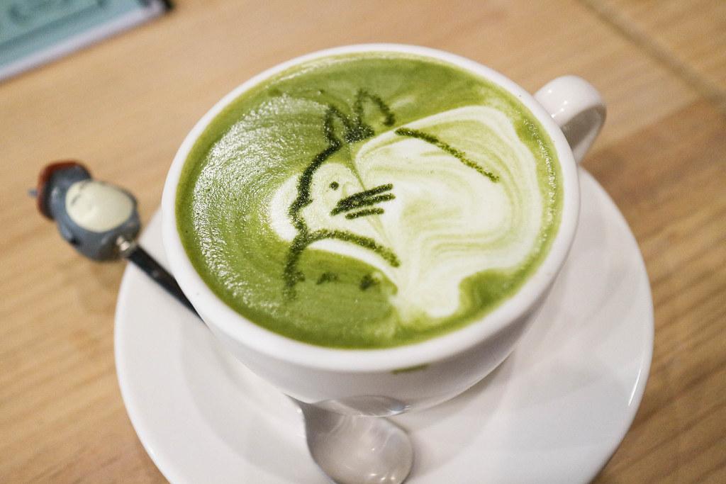 (忠孝敦化站)Longtimeago Café 夢遊咖啡館內含可愛的咖啡拉花/近敦南誠品 @Nancy將的生活筆計本