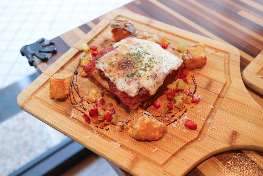 (中和區美食)方塊pasta&coffee南義手作家鄉料理,近中和環球,中和聚餐餐廳,不一樣的南義料理 @Nancy將的生活筆計本