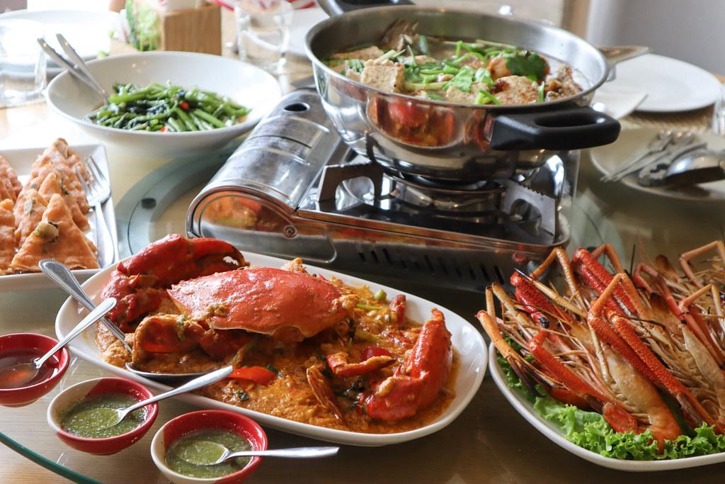 (泰國曼谷遊)泰國曼谷美食-BTS空鐵Phrom Phong(E5)站-泰式海鮮餐廳Savoey Seafood CO. Sukhumvit 26 @Nancy將的生活筆計本