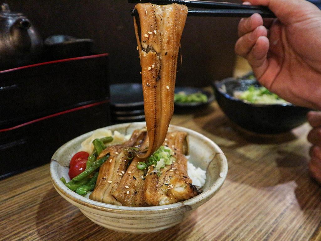 (新埔捷運站)幸福食堂二代目 鮭魚滿滿/近致理/新北板橋日式料理 @Nancy將的生活筆計本