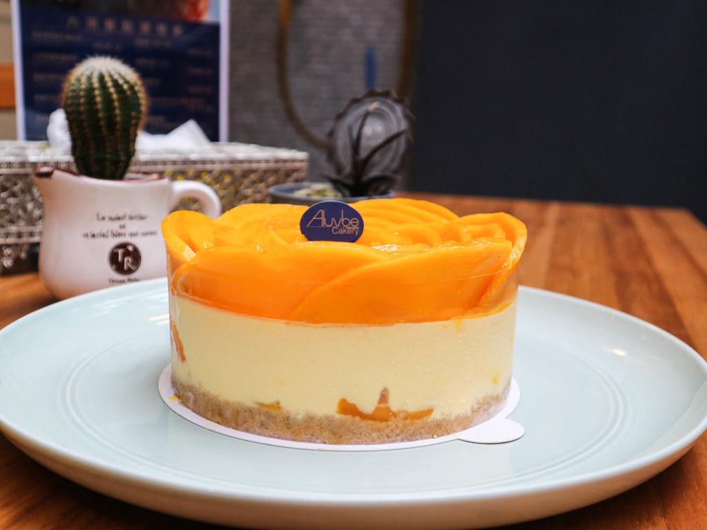 (忠孝新生站)台北美食/手作甜點-Aluvbe Cakery- Taipei 艾樂比台北店,來自高雄的火紅名店 @Nancy將的生活筆計本