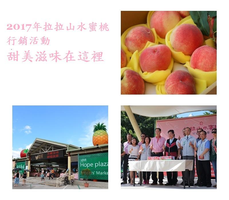 (活動)2017年桃園復興鄉拉拉山水蜜桃行銷活動,台灣最甜最好吃的水蜜桃在這邊 @Nancy將的生活筆計本