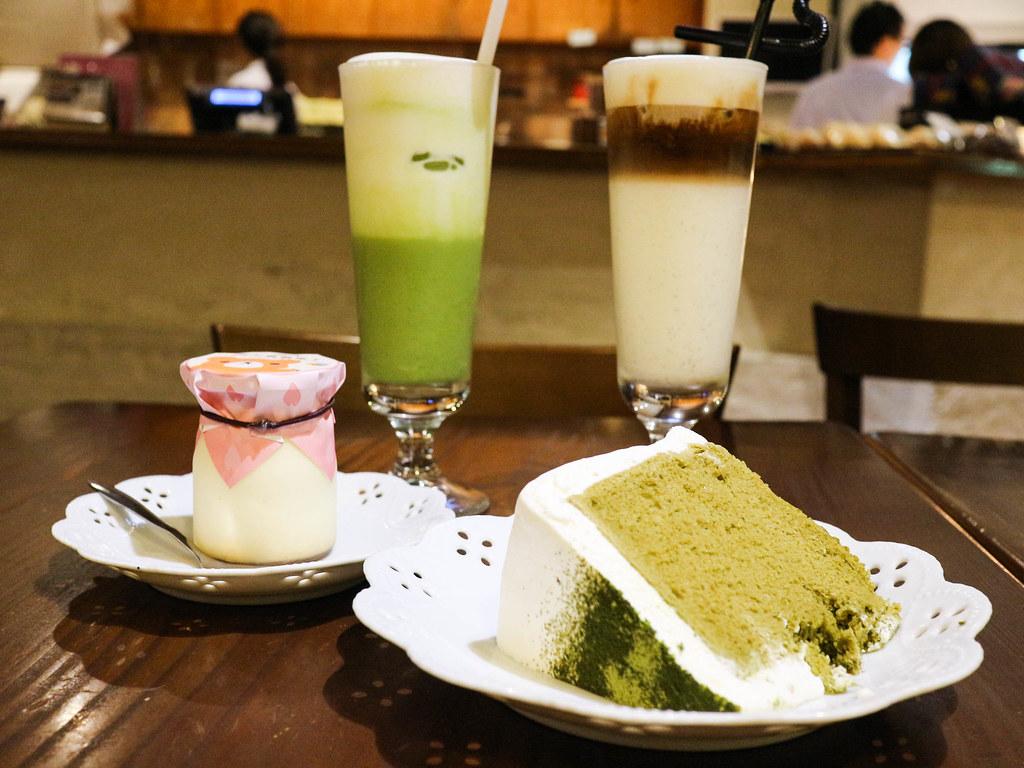 (中山國中站)Chiffon日式手工蛋糕店,美味的日式炸雞,戚風蛋糕(近西華飯店) @Nancy將的生活筆計本
