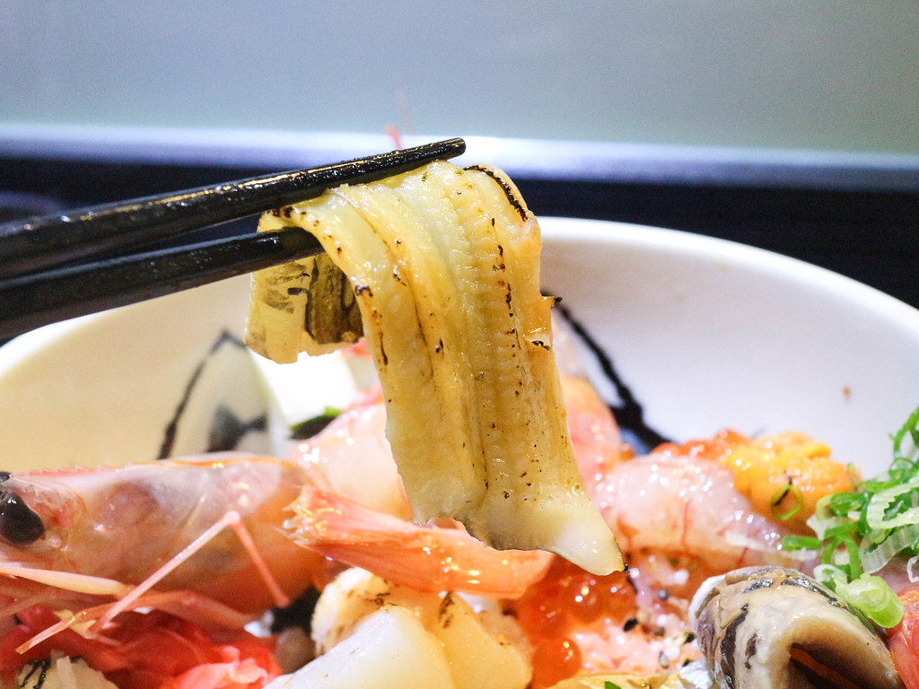 (中山國小站)再訪肥貓漁夫/台北海鮮丼/中山區日本料理 @Nancy將的生活筆計本