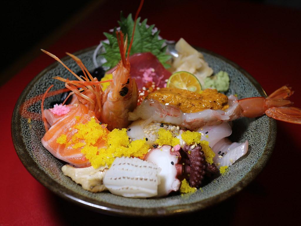 (板橋車站)板橋日料/再訪八八食堂/平價日本料理/餐點選擇多樣化/近大遠百 @Nancy將的生活筆計本