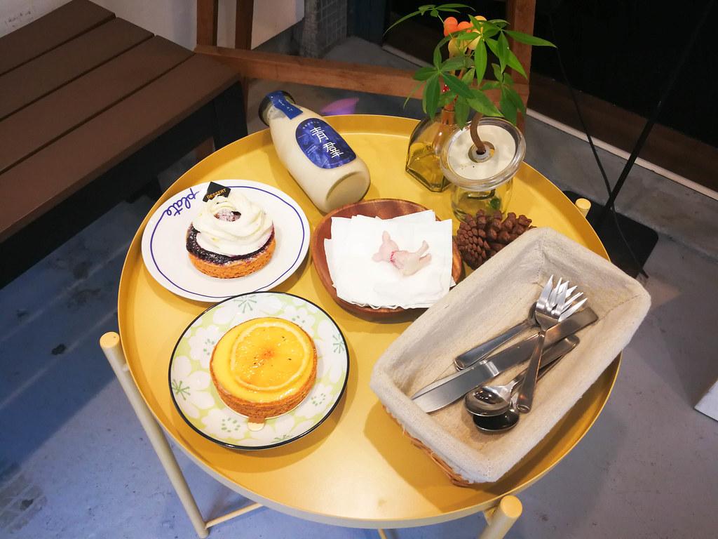 (新埔捷運站/江子翠捷運站)板橋甜點-小豬圓舞曲Dessert Danc,平價的優質甜點 @Nancy將的生活筆計本