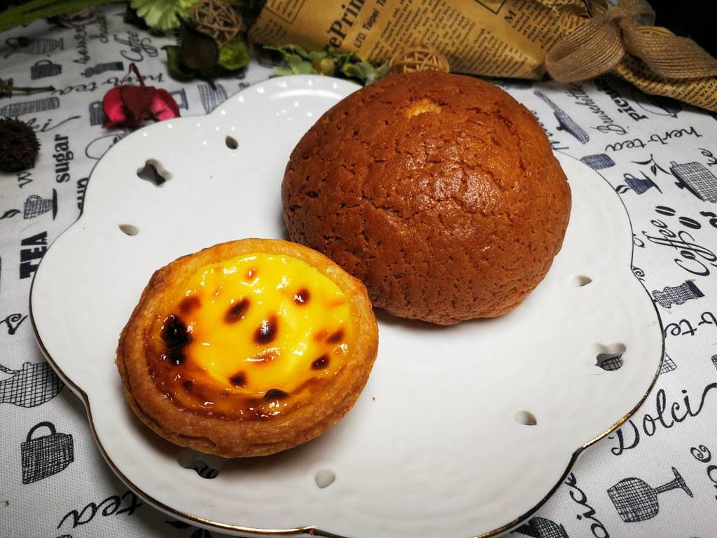 (新埔捷運站)菠蘿麵包 ぼろパン BOLO PAN-板橋店,板橋新開幕好吃菠蘿麵包,酥脆口感令人驚豔 @Nancy將的生活筆計本