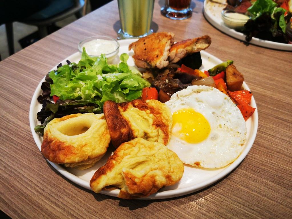 (南京復興站)王品集團開設的早午餐品牌- Su/food 台北復興北店 (早午餐/果汁吧/地中海輕食),BUNCH自由選/客製化大盤子早午餐/全日早午餐餐廳 @Nancy將的生活筆計本