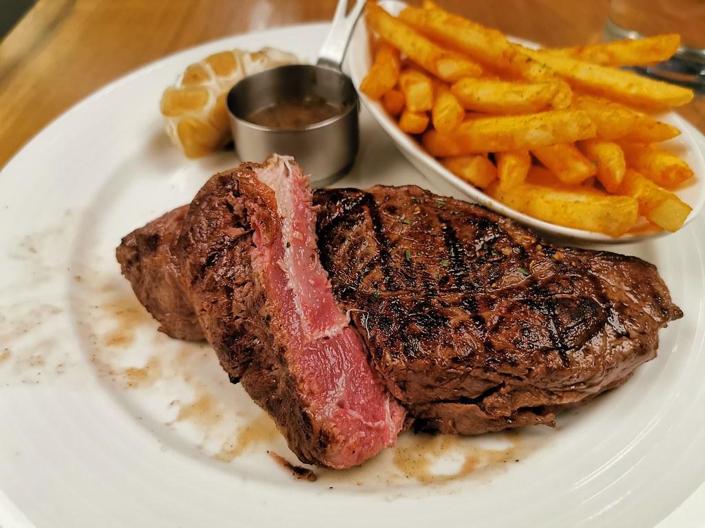 (忠孝敦化站)台北東區牛排-Stanley's Steakhouse 史坦利美式牛排(敦化店),舒肥牛排390元起,東區聚餐地點,約會地點 @Nancy將的生活筆計本
