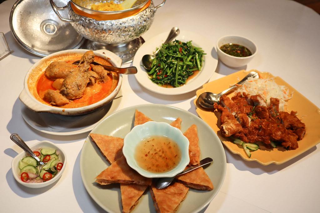 (六張犁站/信義安和站)瓦城泰國料理(安和店),全國最大泰國料理第一品牌!米食健康新選擇「薑黃飯」開賣,大安區聚餐地點推薦 @Nancy將的生活筆計本