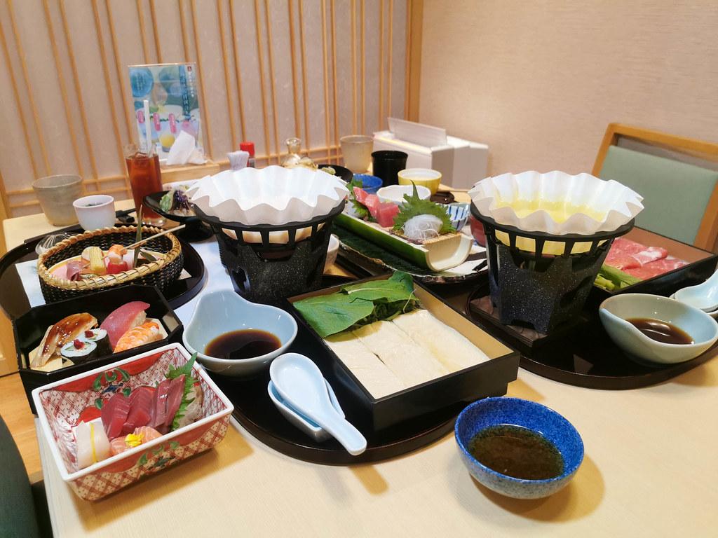 (林口美食)林口聚餐地點來自日本GANKO 頑固和食進軍台灣一號店-がんこ 莞固和食 Ganko頂級日本料理林口本店 @Nancy將的生活筆計本
