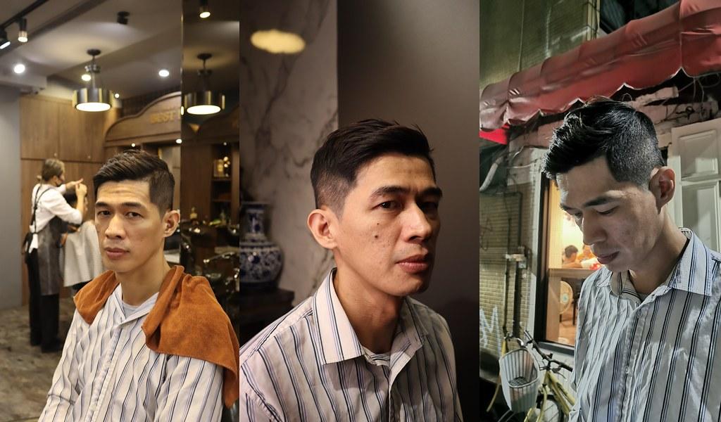 (男士美髮推薦)師大髮廊-好男人理容院BestMan BarberShop(師大分舵),為你的另一半打造成英倫紳士風 @Nancy將的生活筆計本