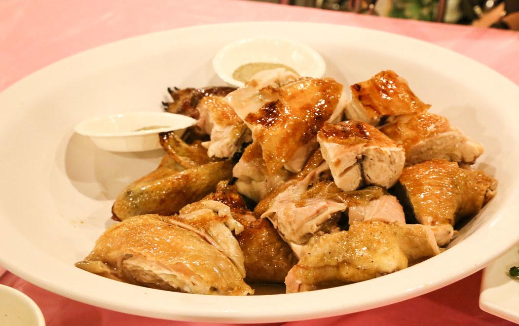 (台中-大坑)東山棧甕缸雞+老芋仔芋圓,滿足的一餐!太飽了~打嗝 @Nancy將的生活筆計本