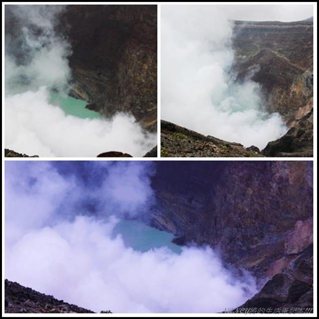 日本九州-阿蘇火山,它是活滴唷~有幸看到火山口! @Nancy將的生活筆計本