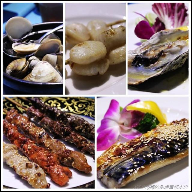 (試吃)內湖天母盛鑫魚生館,在大海悠游環境中用餐 @Nancy將的生活筆計本