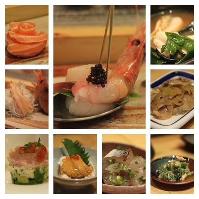 錦壽司  目前吃到最高檔的日本料理 @Nancy將的生活筆計本
