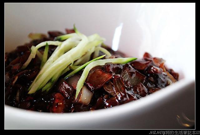 (玩樂韓國釜山行)來中國餐館吃黑嚕嚕炸醬麵貌似重口味,其實不然 @Nancy將的生活筆計本