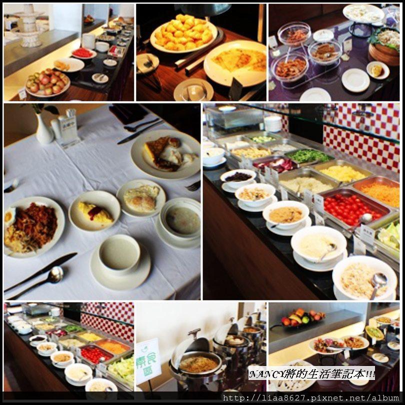 (體驗)南方莊園~早餐篇,這應該是我吃過最棒的飯店早餐囉~ @Nancy將的生活筆計本