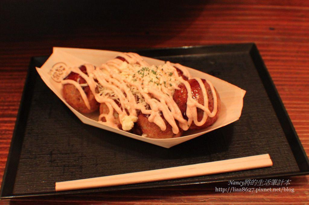 (日本-東京)小小跟屁蟲之小食記-築地章魚燒+立食壽司 @Nancy將的生活筆計本