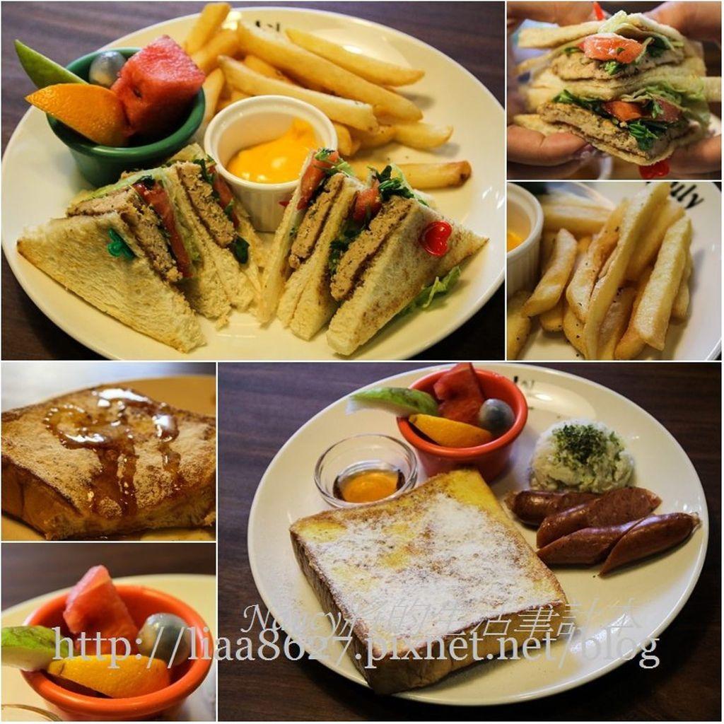 (新北市-江子翠)Yuly早午餐吧,環境佳餐點優+2訪吃到好吃的拖鞋烤餅 @Nancy將的生活筆計本