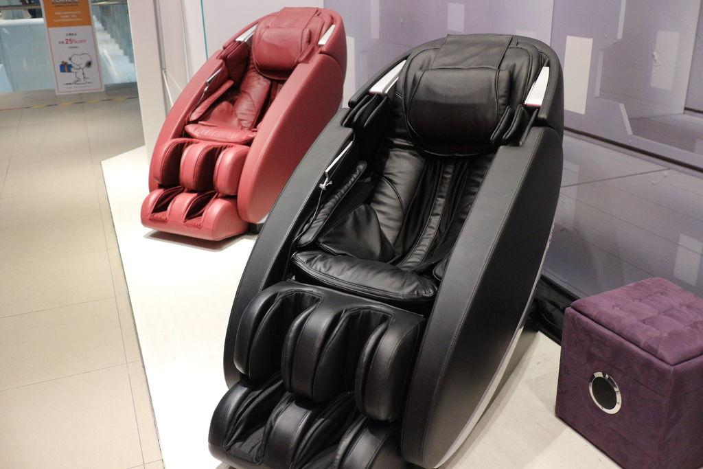 (按摩椅體驗)Lifestyle太空按摩椅/太空按摩椅/Lifestyle來思達/黃曉明代言/超長L型125cm導軌/太空艙零重力/微風松高 @Nancy將的生活筆計本