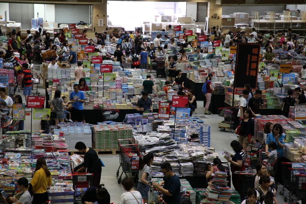 (生活/展覽)童書界最大的展覽-2019台北大野狼國際書展閉展倒數,24小時不休息半夜去買書都可以 @Nancy將的生活筆計本